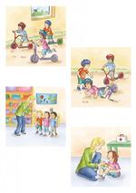 Bildergeschichte_Beispiel_2_ Achtsam_sein-Bilderbox