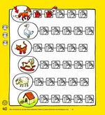 Ich werde Schulkind - Wortschatz Probeseite 40