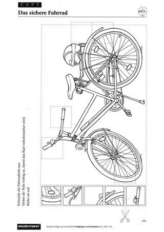 das sichere fahrrad verlage der westermann gruppe. Black Bedroom Furniture Sets. Home Design Ideas