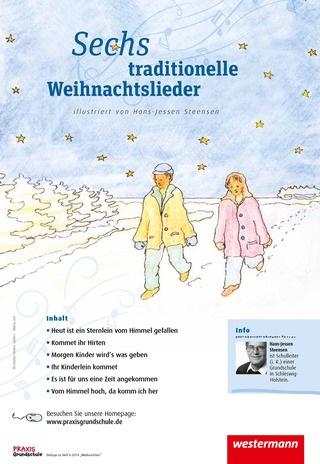 Moderne Weihnachtslieder Kindergarten.Extra Sechs Traditionelle Weihnachtslieder Das Grundschulprogramm
