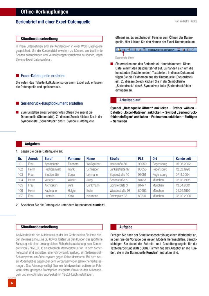 Office Verknüpfungen Verlage Der Westermann Gruppe