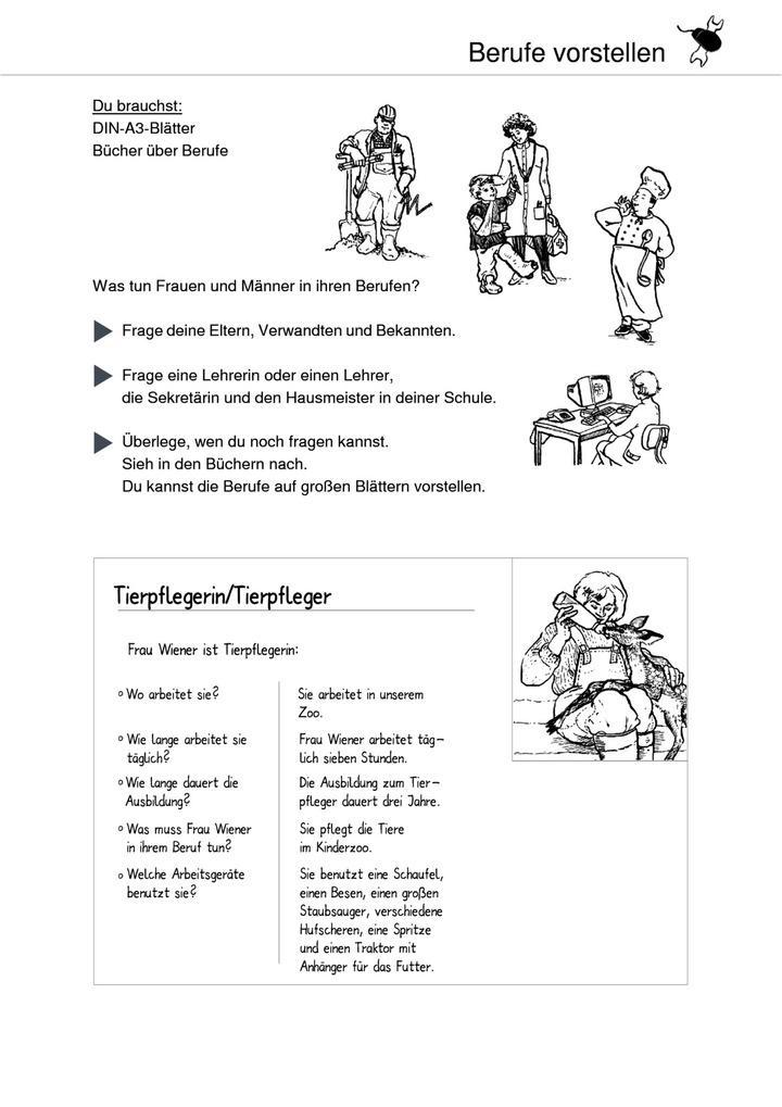 Berufe vorstellen - Steckbriefe: Verlage der Westermann Gruppe