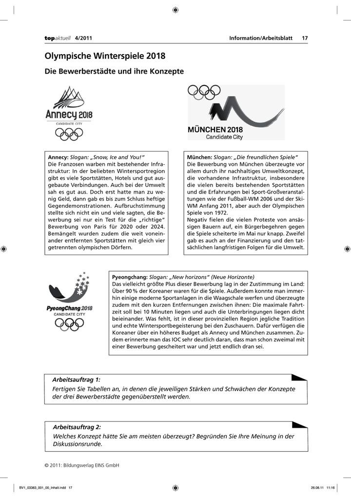 Arbeitsblätter Olympische Winterspiele : Olympische winterspiele arbeitsblätter lernando