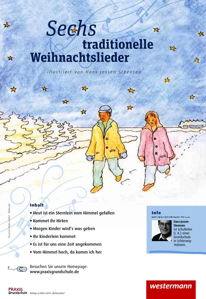 EXTRA: Sechs traditionelle Weihnachtslieder: LÜK - Lernen, Üben ...