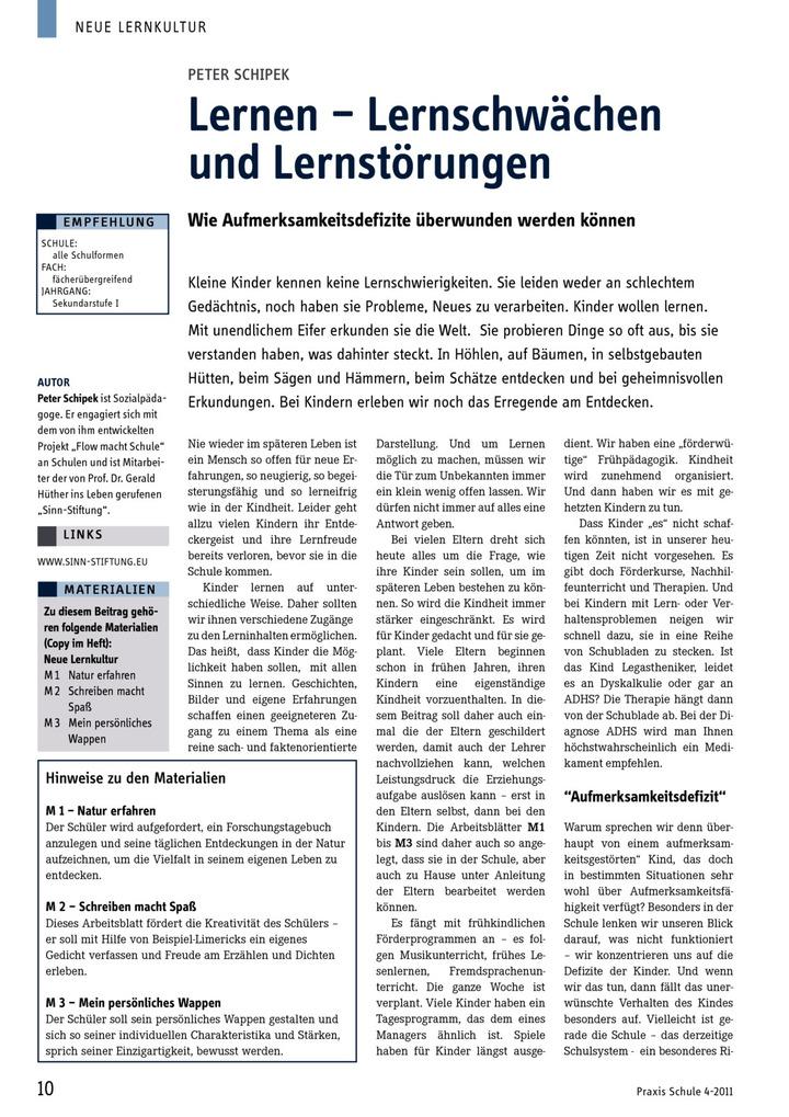 Lernen – Lernschwächen und Lernstörungen: LÜK - Lernen, Üben ...