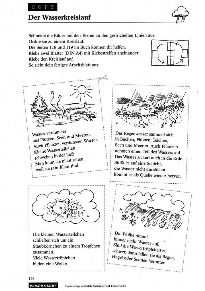 Der Wasserkreislauf: Verlage der Westermann Gruppe