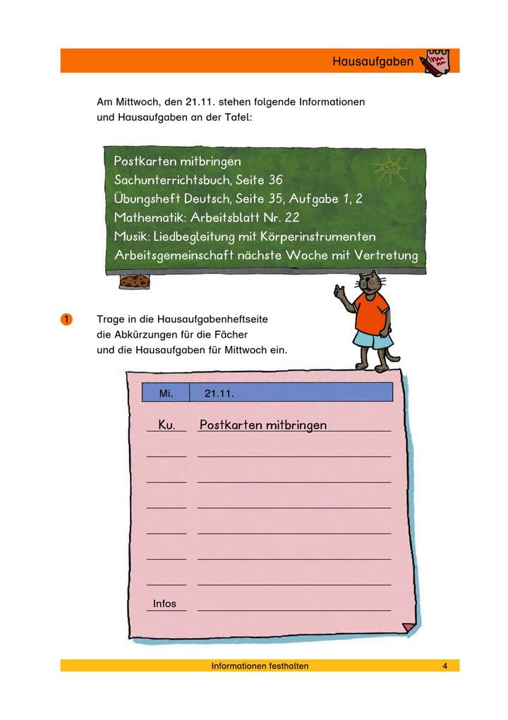 Hausaufgaben - Abkürzungen benutzen: Verlage der Westermann Gruppe