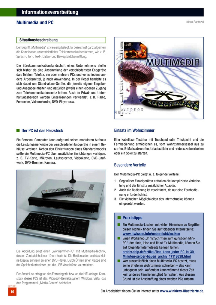 Multimedie und PC: Verlage der Westermann Gruppe