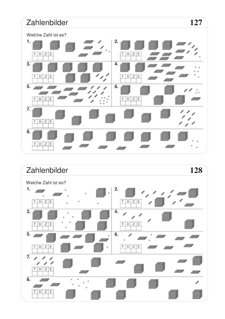 Zahlenbilder bis 10000: Verlage der Westermann Gruppe