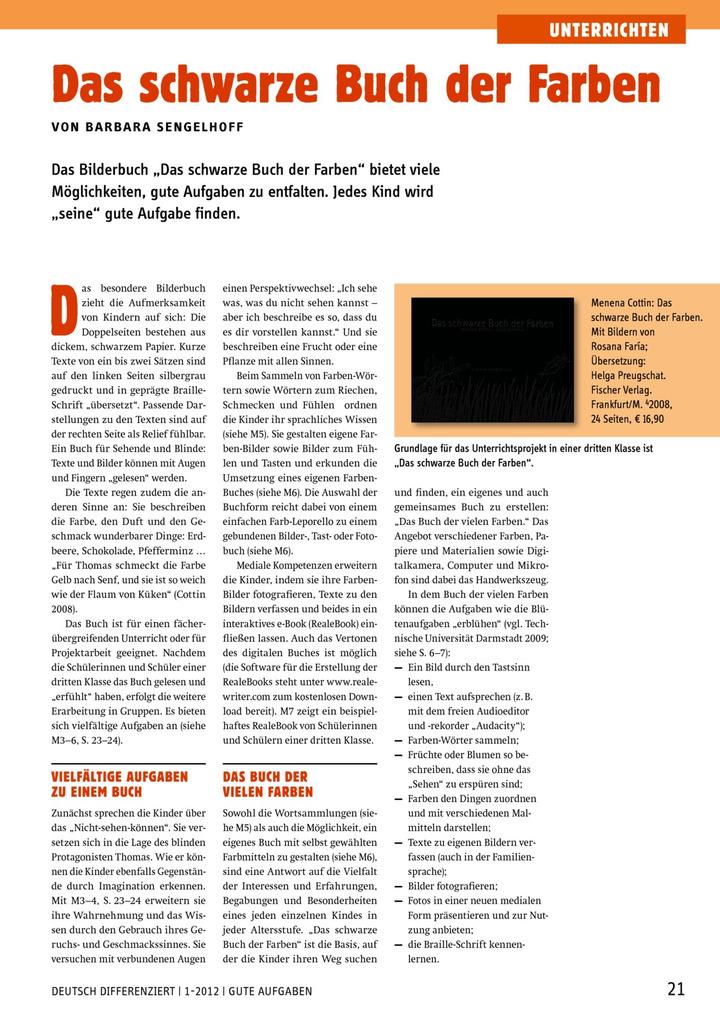 Berühmt Farbenblindes Buch Ideen - Druckbare Malvorlagen - amaichi.info