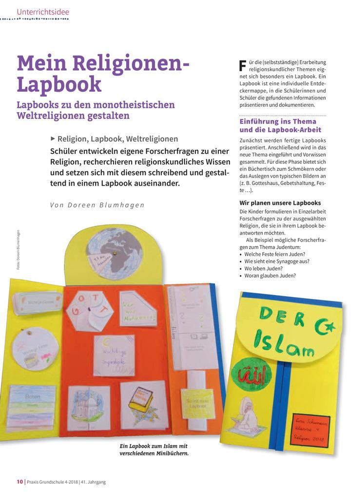 Ideenreise Blog Lapbookvorlagen Rund Ums Gluck