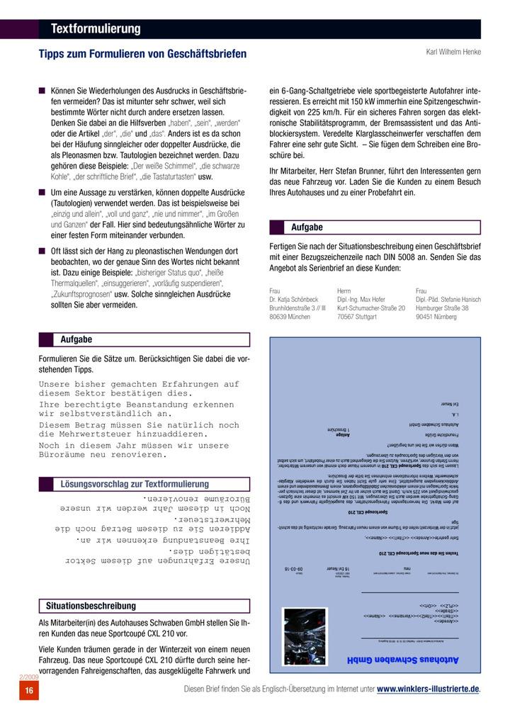 Textformulierung Verlage Der Westermann Gruppe