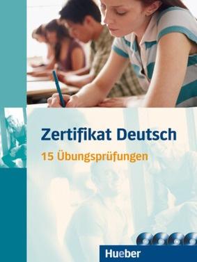 Zertifikat Deutsch 15 übungsprüfungen U 4 Audio Cds Niveau B1