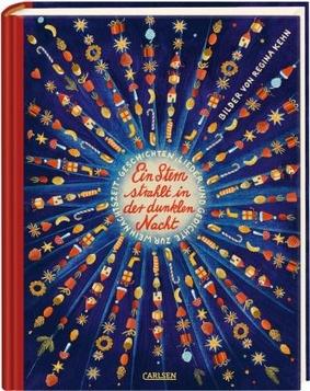 Ein Stern Strahlt In Der Dunklen Nacht Geschichten Gedichte Und Lieder Zur Weihnachtszeit