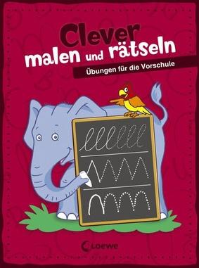 Clever Malen Und Rätseln übungen Für Die Vorschule Lernando
