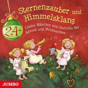 Weihnachten Gedichte.Sternenzauber Und Himmelsklang Audio Cd Lieder Märchen Und Gedichte Für Advent Und Weihnachten