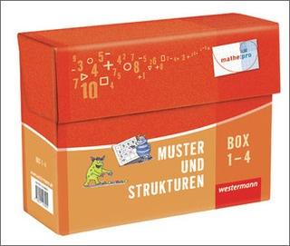 mathe pro ausgabe 2011 muster und strukturen box 1 4 das grundschulprogramm der. Black Bedroom Furniture Sets. Home Design Ideas