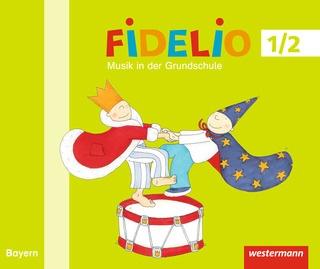 fidelio musikb cher ausgabe bayern 2014 sch lerband 1 2 das grundschulprogramm der. Black Bedroom Furniture Sets. Home Design Ideas
