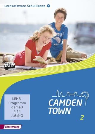 camden town allgemeine ausgabe 2012 f r gymnasien lernsoftware 2 schullizenz diesterweg. Black Bedroom Furniture Sets. Home Design Ideas