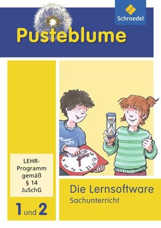 pusteblume das arbeitsbuch sachunterricht allgemeine ausgabe 2009 lernsoftware 1 2. Black Bedroom Furniture Sets. Home Design Ideas