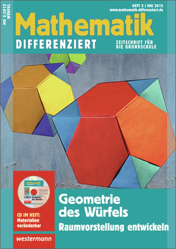 Mathematik differenziert - Geometrie des Würfels - Raumvorstellung ...