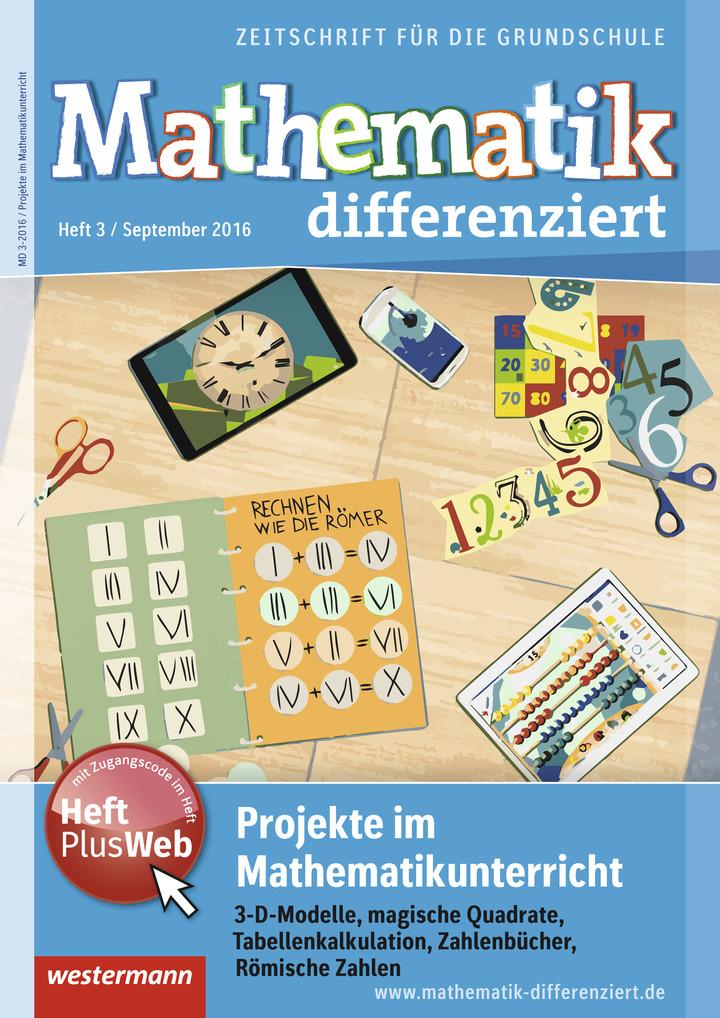 Mathematik differenziert - Projekte im Mathematikunterricht - 3-D ...
