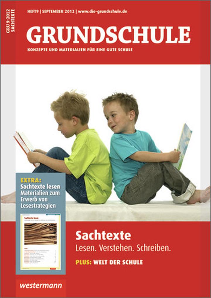 Grundschule Sachtexte Lesen Verstehen Schreiben Ausgabe