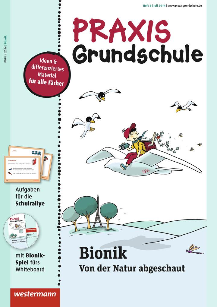 Praxis Grundschule - Bionik - Von der Natur abgeschaut - Ausgabe ...