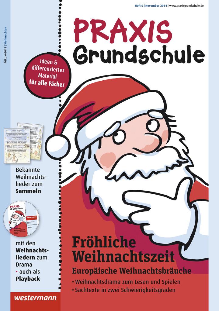 Praxis Grundschule - Fröhliche Weihnachtszeit - Europäische ...