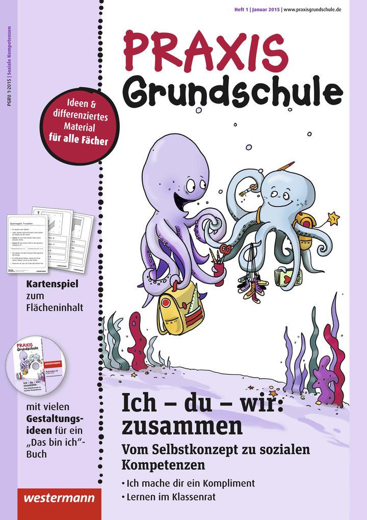 Praxis Grundschule - Ich du wir - Vom Selbstkonzept zu sozialen ...