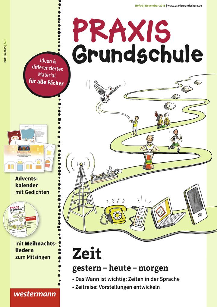 Praxis Grundschule - Zeit: gestern - heute - morgen - Ausgabe ...