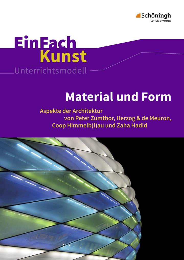 EinFach Kunst - Unterrichtsmodelle: Schöningh Schulbuchverlag
