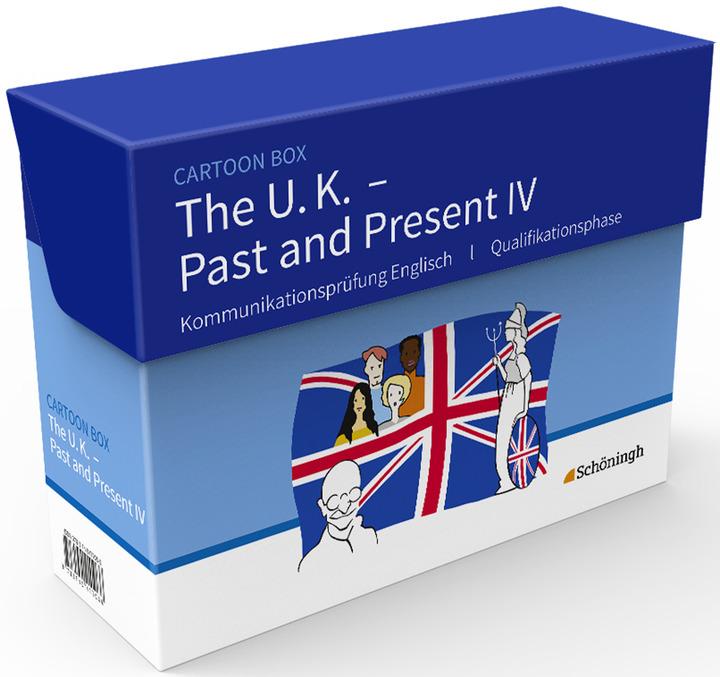 Cartoon Boxen - Kommunikationsprüfung Englisch Qualifikationsphase ...