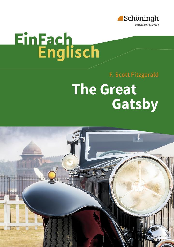 EinFach Englisch Textausgaben - F. Scott Fitzgerald: The Great ...