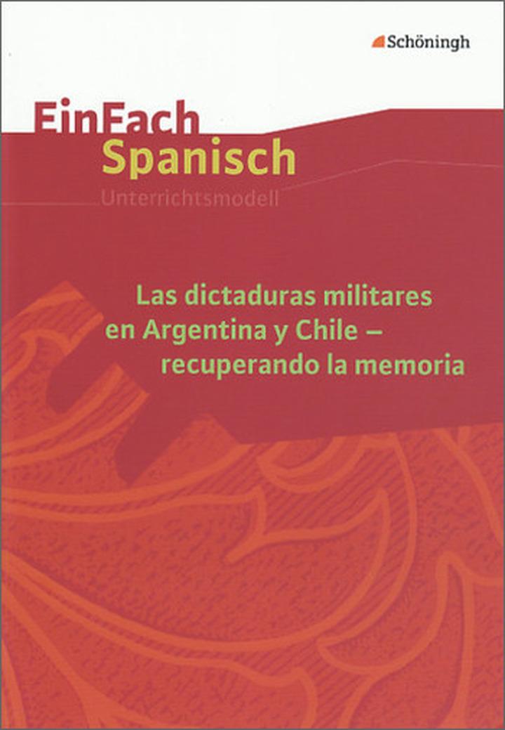 EinFach Spanisch Unterrichtsmodelle: Schöningh Schulbuchverlag