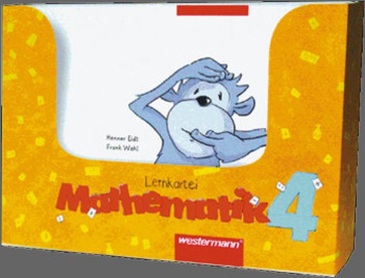 Lernkarteien Mathematik: Das Grundschulprogramm der Westermann Gruppe