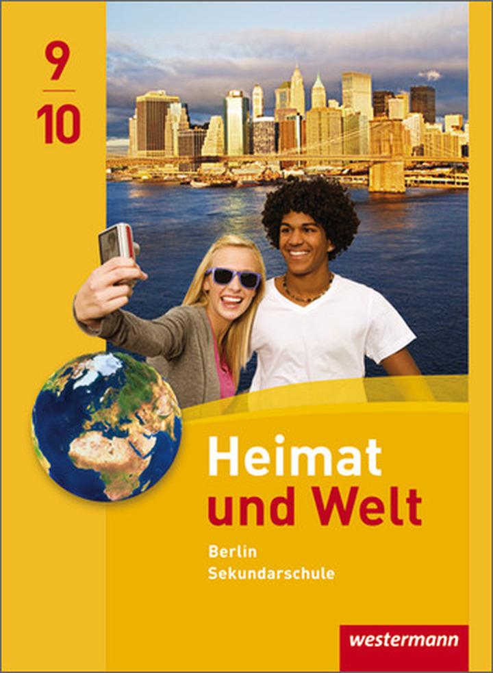Heimat Und Welt Bisherige Ausgabe Fur Berlin Verlage Der Westermann Gruppe
