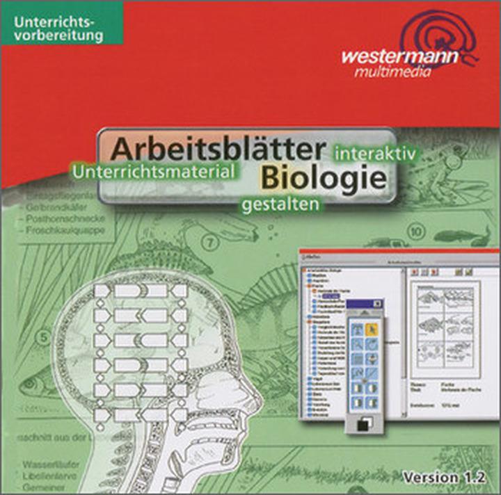 Arbeitsblätter Biologie - Einzelplatzlizenz: Westermann Verlag