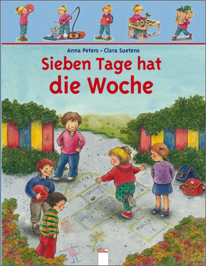 Sieben Tage hat die Woche: Verlage der Westermann Gruppe