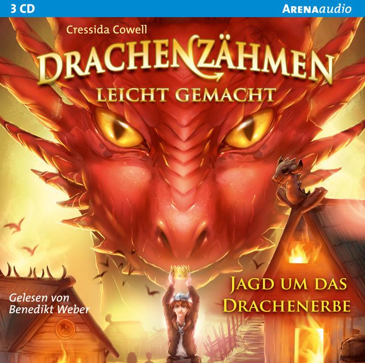 Drachenzähmen leicht gemacht (9). Jagd um das Drachenerbe: Verlage ...