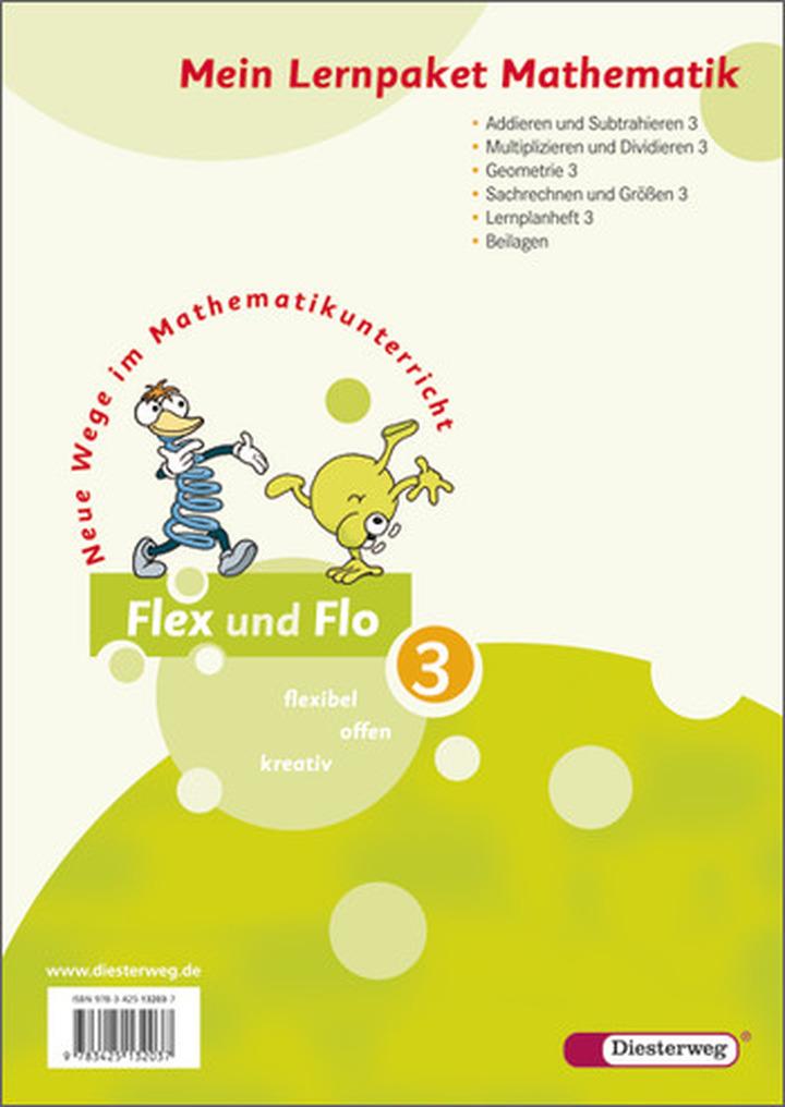 flex und flo ausgabe 2007 paket 3 themenhefte f r. Black Bedroom Furniture Sets. Home Design Ideas