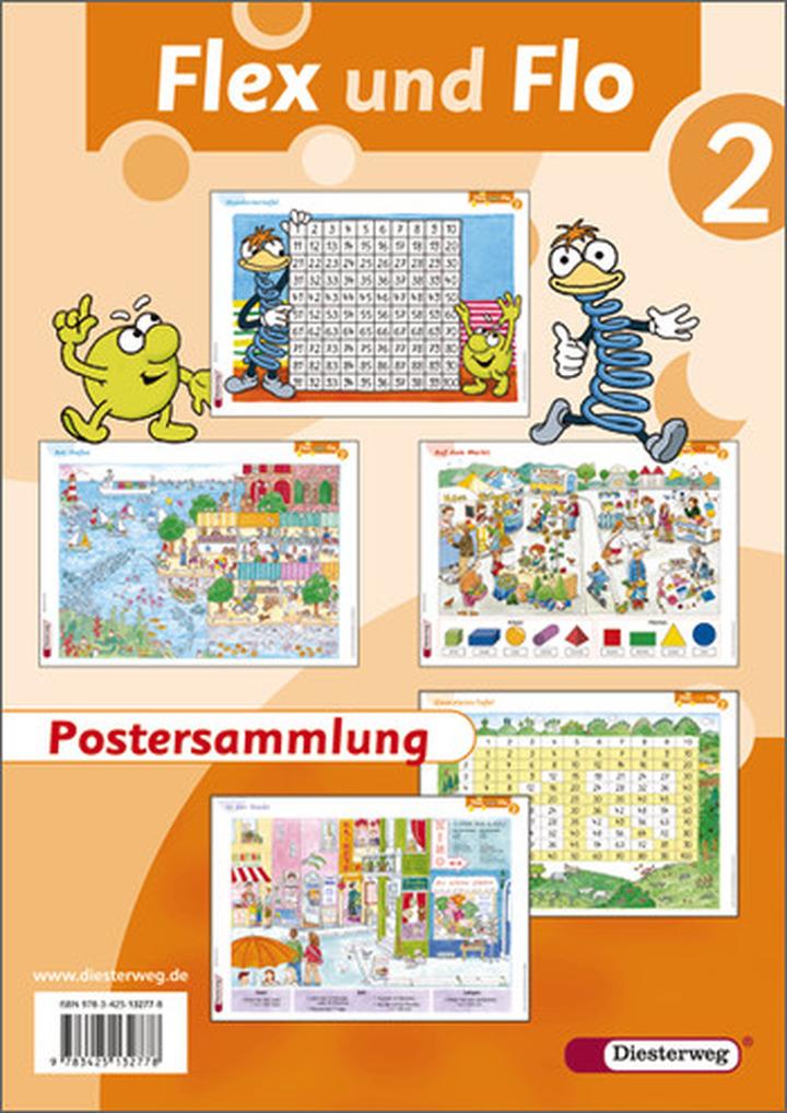 Flex Und Flo Ausgabe 2007 Postersammlung 2 Verlage Der Westermann Gruppe