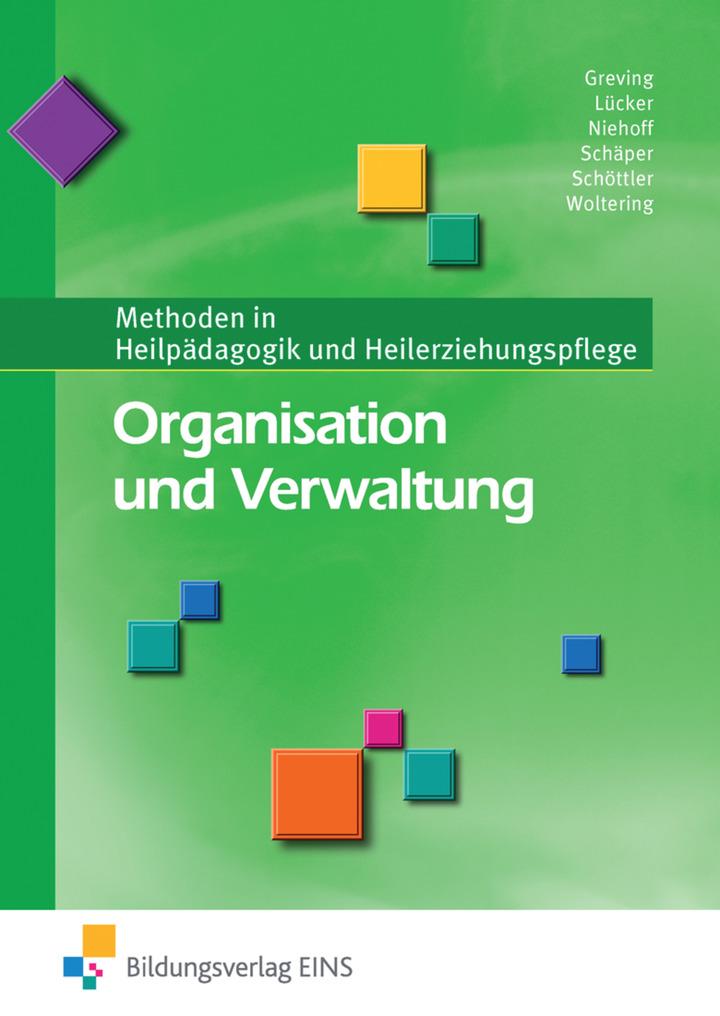 organisation in der verwaltung