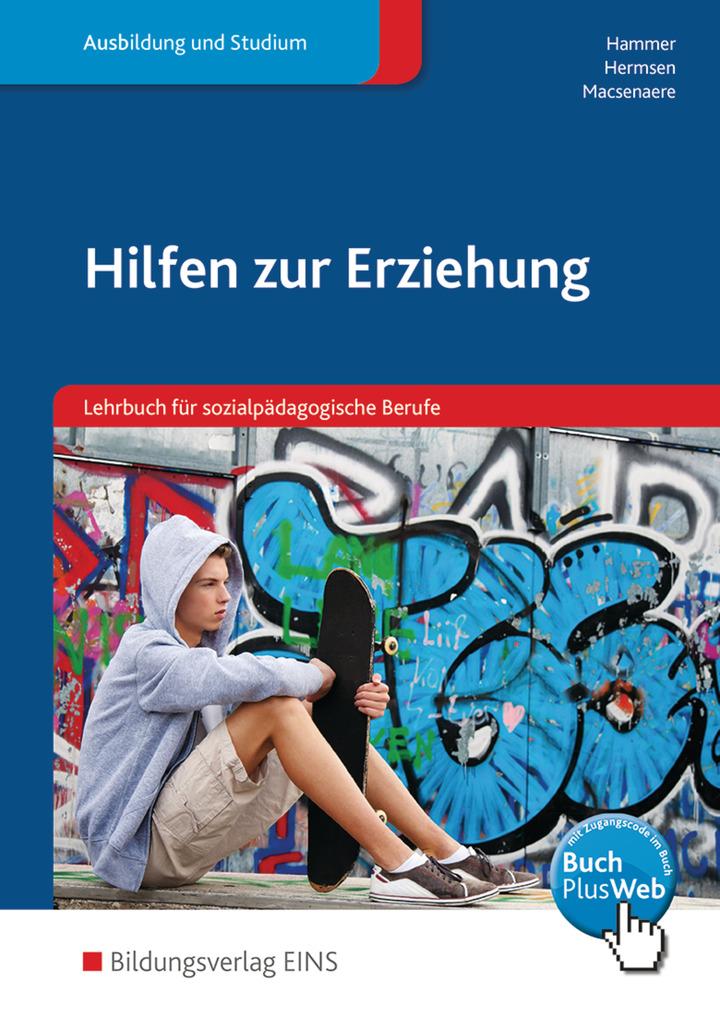 Hilfen zur erziehung lehrbuch f r sozialp dagogische for Berufe in der schweiz