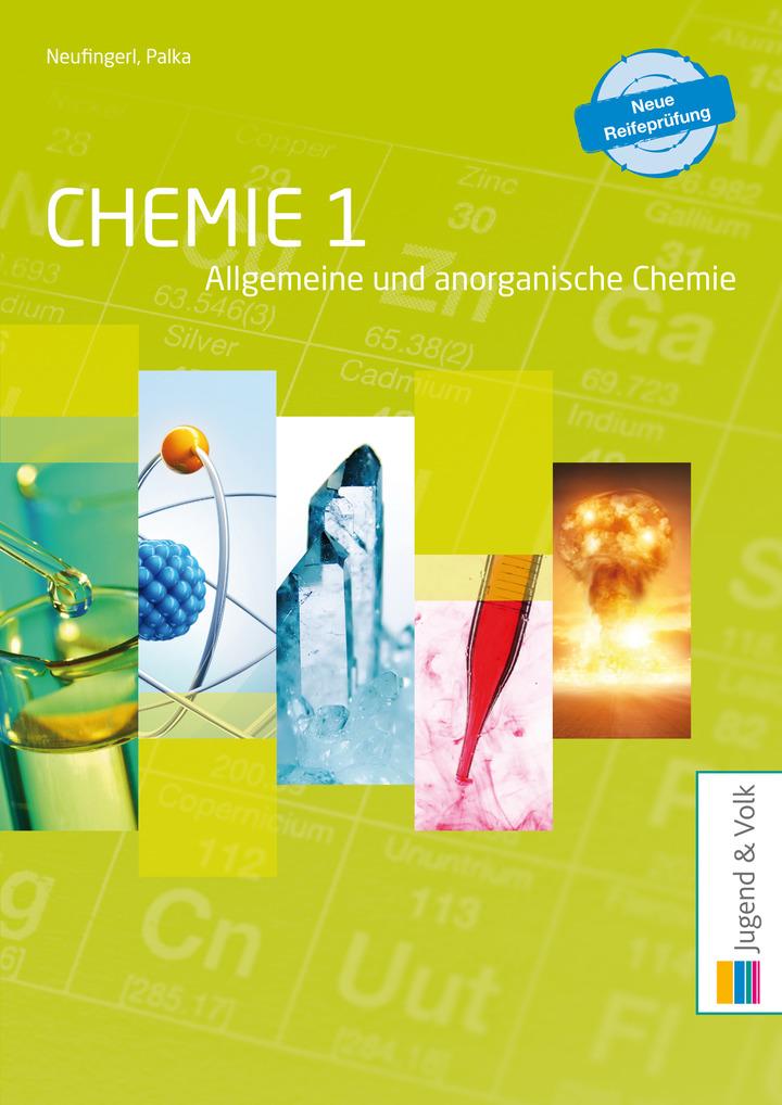 Chemie 1 - Allgemeine und anorganische Chemie - Schülerband ...