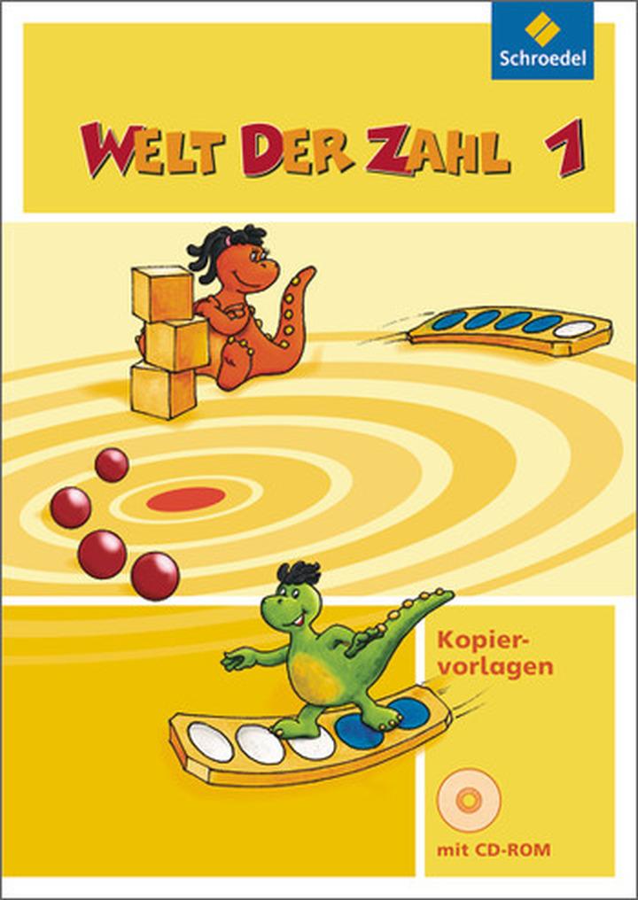 Welt der Zahl - Kopiervorlagen: Schroedel Verlag