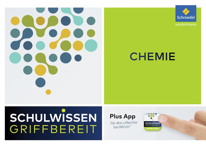 Schulwissen griffbereit - Chemie: Schroedel Verlag