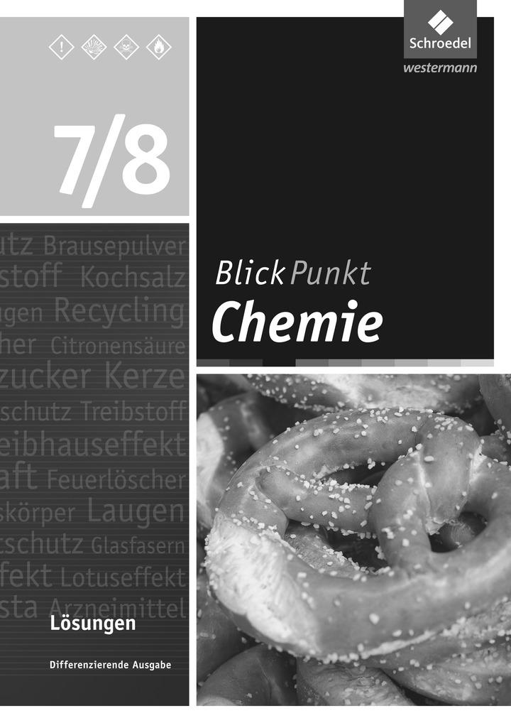 Blickpunkt Chemie - Aktuelle Ausgabe für Sekundarschulen und ...