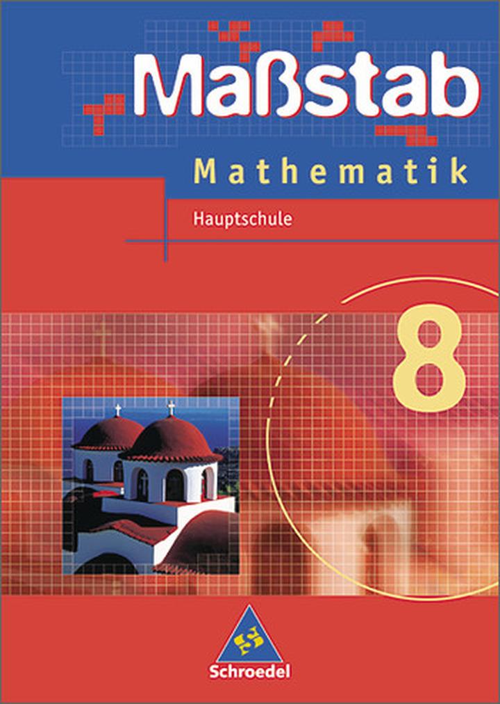 Maßstab - Mathematik für Hauptschulen in Nordrhein-Westfalen und ...