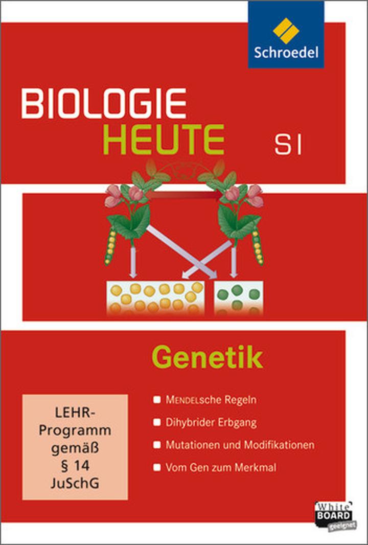 Genetik - Einzelplatzlizenz: Westermann Gruppe in der Schweiz